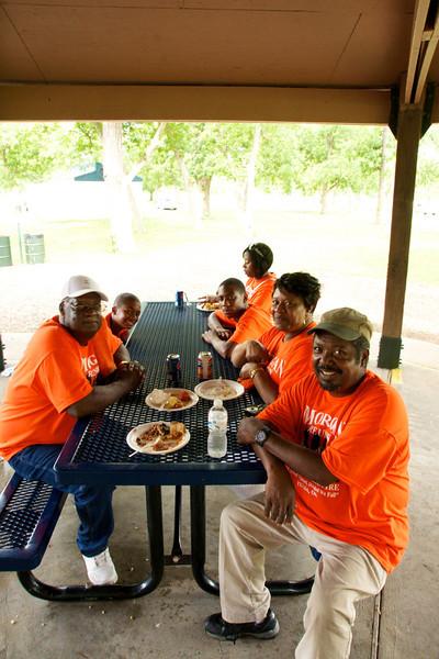 Morgan Family Reunion 2012, Broken Arrow, Oklahoma
